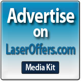 Advertise lasers and laser treatments on LaserOffers.com